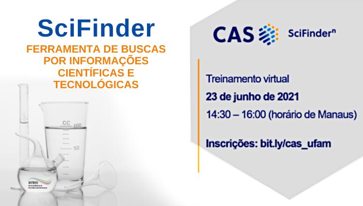 TREINAMENTO SCIFINDER: Ferramenta de Busca por Informações Científicas e  Tecnólogicas