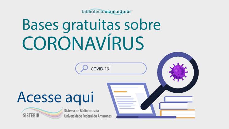 Bases de dados gratuitas sobre coronavírus