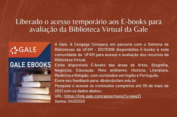 GALE e-books