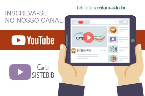 Canal youtube SISTEBIB